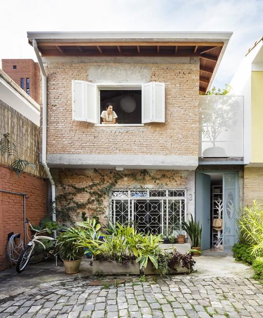 Residencia Aicas - Marcela Madureira Arquitetura